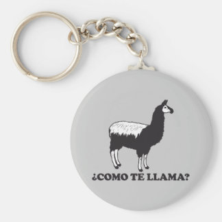 Como Te Llama Key Ring