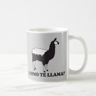 Como Te Llama Coffee Mugs