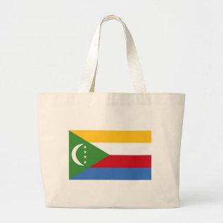Comoros Tote Bags