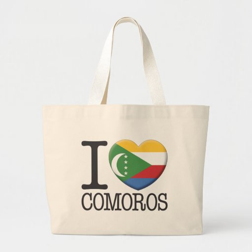 Comoros Canvas Bag