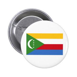 Comoros Buttons