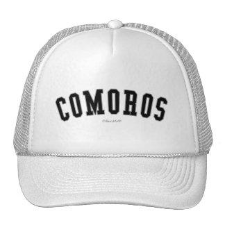 Comoros Cap
