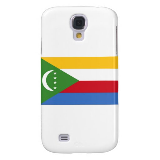 Comoros Samsung Galaxy S4 Cover