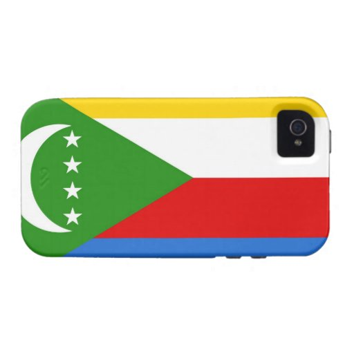 COMOROS iPhone 4/4S COVER