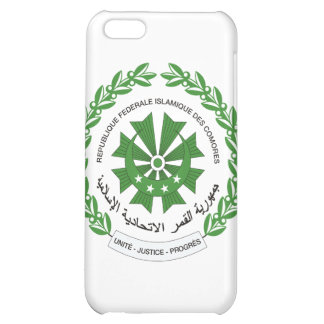 Comoros Coat Of Arms iPhone 5C Covers