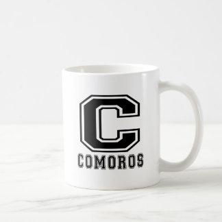 Comoros Designs Mug
