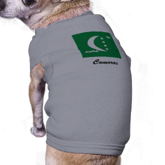 Comoros Pet Shirt
