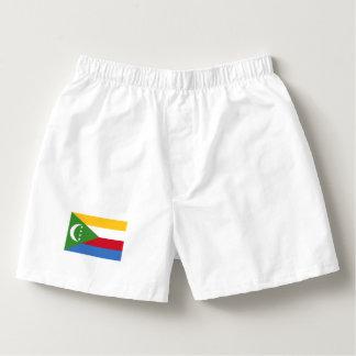Comoros Flag Boxers