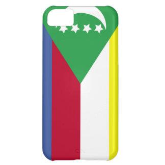 Comoros Flag iPhone 5C Case