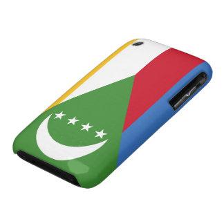 Comoros Flag Case-Mate iPhone 3 Cases