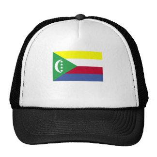 Comoros Flag Hats