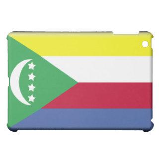 Comoros Flag  Cover For The iPad Mini