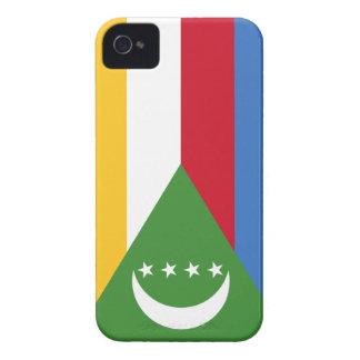 Comoros Flag iPhone 4 Case-Mate Cases