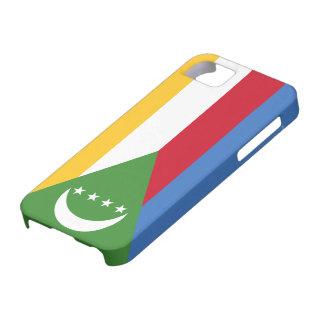 Comoros Flag iPhone 5 Cover