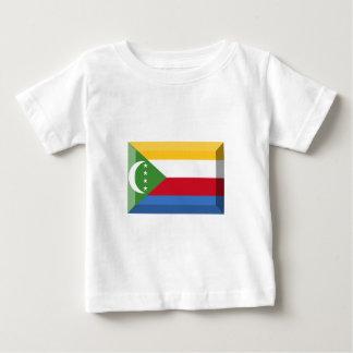 Comoros Flag Jewel Tshirt