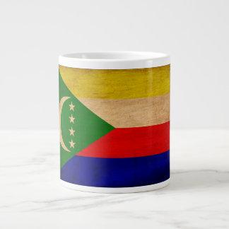 Comoros Flag Jumbo Mug