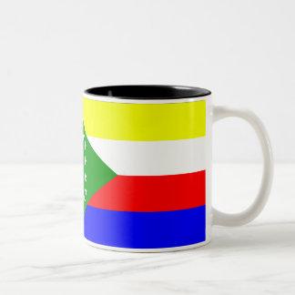 Comoros Flag Mugs
