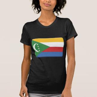 Comoros Flag PERSONALIZE Shirt