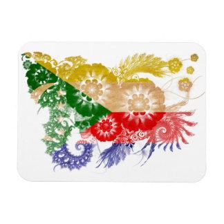 Comoros Flag Rectangular Photo Magnet