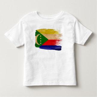 Comoros Flag Toddler T-Shirt