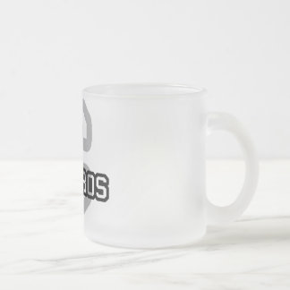 Comoros Frosted Glass Mug