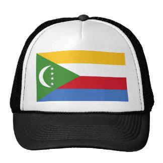 Comoros Mesh Hats