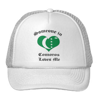 Comoros Hat