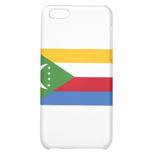 Comoros iPhone 5C Cases