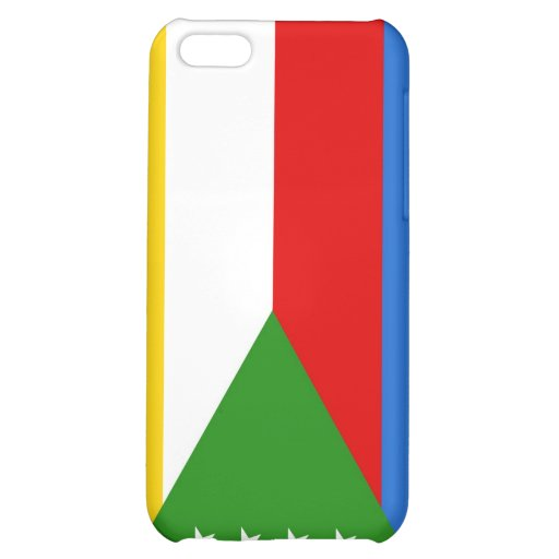 COMOROS iPhone 5C COVERS