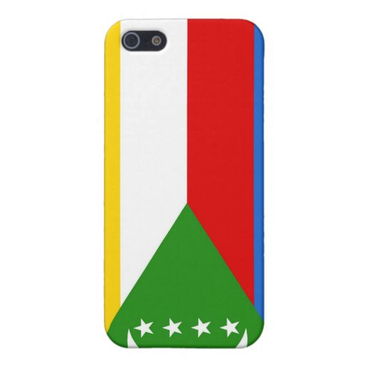 COMOROS iPhone 5 CASES