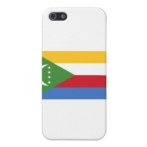 Comoros Cover For iPhone 5