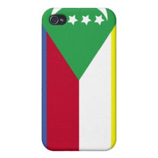 Comoros  iPhone 4/4S covers