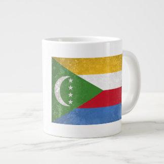 Comoros Jumbo Mug