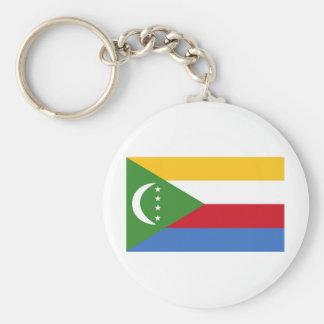 Comoros Keychains