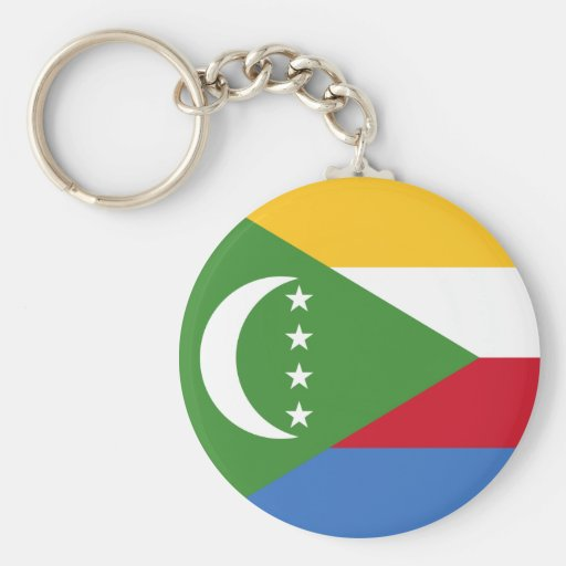 comoros key chain