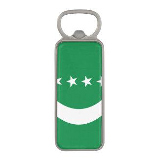 Comoros Magnetic Bottle Opener