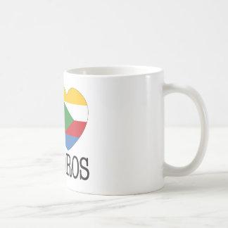 Comoros Love v2 Mug