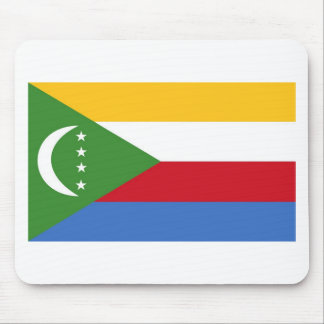 Comoros Mouse Pads