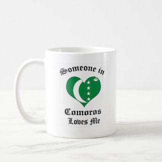 Comoros Mugs