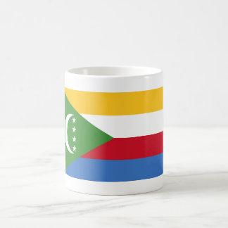 comoros coffee mug