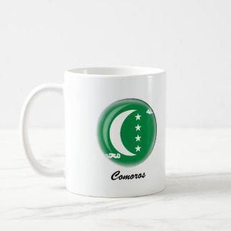 Comoros Mug