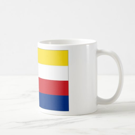 Comoros National Flag Coffee Mugs