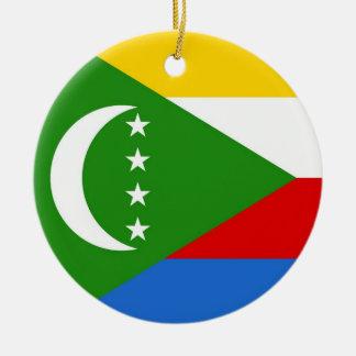 COMOROS CHRISTMAS ORNAMENTS