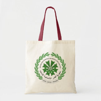 comoros seal budget tote bag
