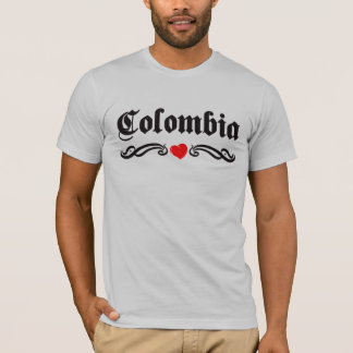 Comoros Tattoo Style T-Shirt