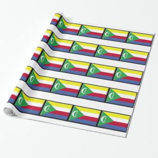 Comoros Gift Wrap