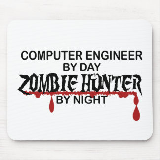 Comp Eng Zombie Hunter Mouse Pads