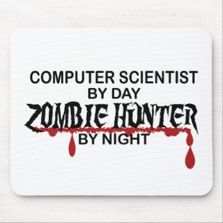 Comp Sci Zombie Hunter Mousepads