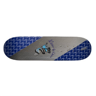 Comp. Skateboard, WFC-Warriors for Christ 20.6 Cm Skateboard Deck