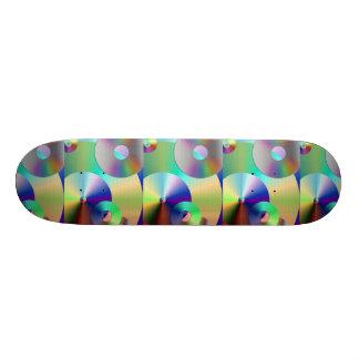 Compact Discs Skateboard Deck
